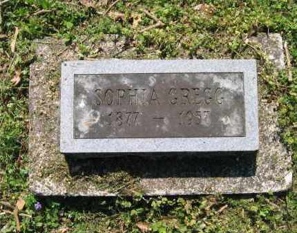 GREGG, SOPHIA - Lawrence County, Arkansas | SOPHIA GREGG - Arkansas Gravestone Photos