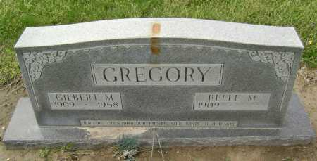 GREGORY, GILBERT M. - Lawrence County, Arkansas | GILBERT M. GREGORY - Arkansas Gravestone Photos