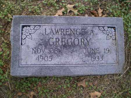 GREGORY, LAWRENCE A. - Lawrence County, Arkansas | LAWRENCE A. GREGORY - Arkansas Gravestone Photos