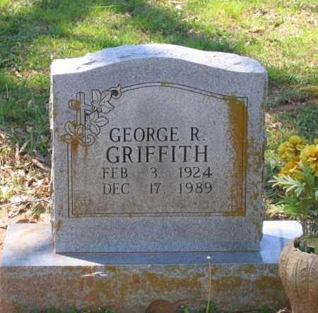 GRIFFITH, GEORGE R. - Lawrence County, Arkansas | GEORGE R. GRIFFITH - Arkansas Gravestone Photos