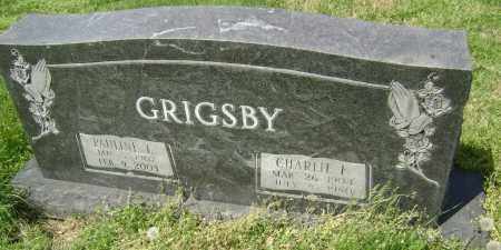 GRIGSBY, PAULINE J. - Lawrence County, Arkansas | PAULINE J. GRIGSBY - Arkansas Gravestone Photos