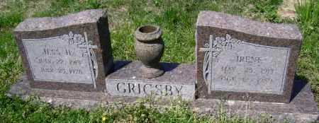 GRIGSBY, JESS H. - Lawrence County, Arkansas | JESS H. GRIGSBY - Arkansas Gravestone Photos