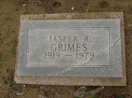 GRIMES, JASPER R. - Lawrence County, Arkansas | JASPER R. GRIMES - Arkansas Gravestone Photos