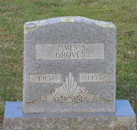 GROVES, JAMES S. - Lawrence County, Arkansas | JAMES S. GROVES - Arkansas Gravestone Photos
