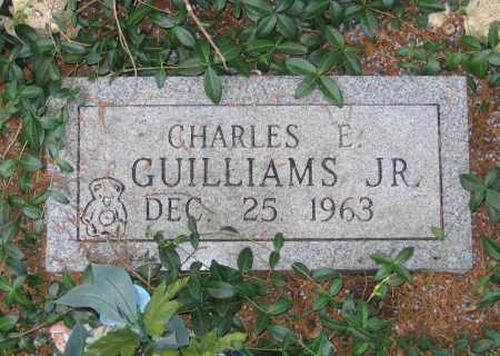 GUILLIAMS, JR, CHARLES E. - Lawrence County, Arkansas | CHARLES E. GUILLIAMS, JR - Arkansas Gravestone Photos