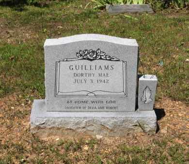 GUILLIAMS, DORTHY MAE - Lawrence County, Arkansas | DORTHY MAE GUILLIAMS - Arkansas Gravestone Photos