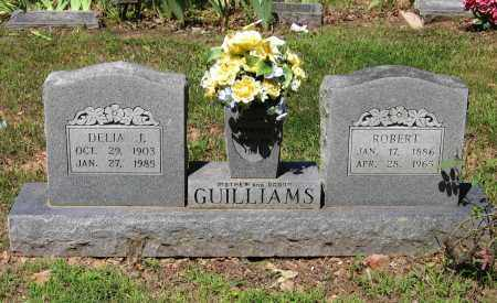 WATTS GUILLIAMS, DELIA JANE - Lawrence County, Arkansas | DELIA JANE WATTS GUILLIAMS - Arkansas Gravestone Photos