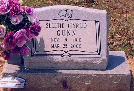 GUNN, SLEETIE ALMETA - Lawrence County, Arkansas | SLEETIE ALMETA GUNN - Arkansas Gravestone Photos