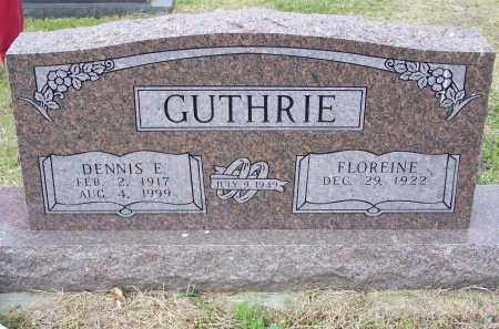 "GUTHRIE, DENNIS EDWARD ""COWBOY"" - Lawrence County, Arkansas | DENNIS EDWARD ""COWBOY"" GUTHRIE - Arkansas Gravestone Photos"