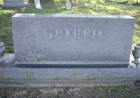 GUTHRIE FAMILY STONE,  - Lawrence County, Arkansas |  GUTHRIE FAMILY STONE - Arkansas Gravestone Photos