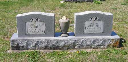 "GUTHRIE, HAROLD LLOYD ""JIGGS"" - Lawrence County, Arkansas | HAROLD LLOYD ""JIGGS"" GUTHRIE - Arkansas Gravestone Photos"