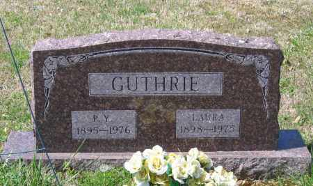 GUTHRIE, LAURA - Lawrence County, Arkansas | LAURA GUTHRIE - Arkansas Gravestone Photos