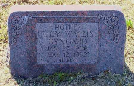 GYNGARD, FLOY - Lawrence County, Arkansas | FLOY GYNGARD - Arkansas Gravestone Photos