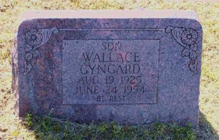 GYNGARD, WALLACE - Lawrence County, Arkansas | WALLACE GYNGARD - Arkansas Gravestone Photos