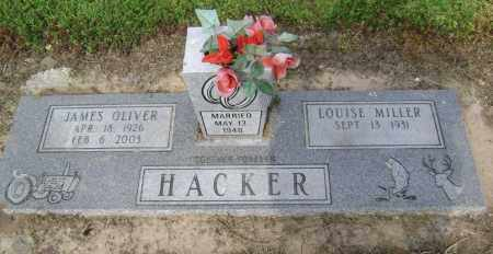 HACKER, JAMES OLIVER - Lawrence County, Arkansas | JAMES OLIVER HACKER - Arkansas Gravestone Photos