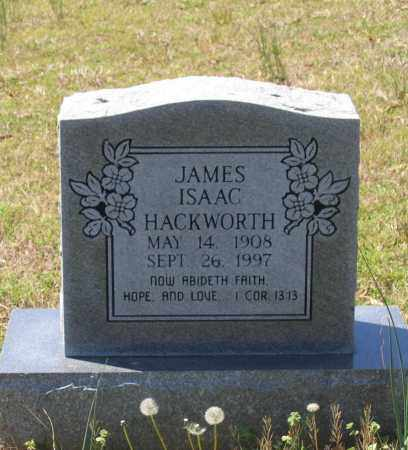 HACKWORTH, JAMES ISAAC - Lawrence County, Arkansas | JAMES ISAAC HACKWORTH - Arkansas Gravestone Photos