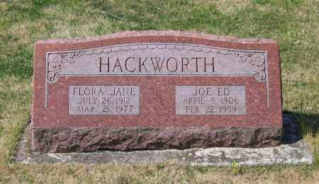 HACKWORTH, JOE ED - Lawrence County, Arkansas | JOE ED HACKWORTH - Arkansas Gravestone Photos