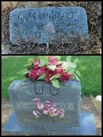 HAGER, CHARLES W. - Lawrence County, Arkansas   CHARLES W. HAGER - Arkansas Gravestone Photos