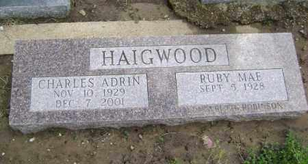 HAIGWOOD, CHARLES ADRIN - Lawrence County, Arkansas | CHARLES ADRIN HAIGWOOD - Arkansas Gravestone Photos