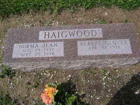 HAIGWOOD, NORMA JEAN - Lawrence County, Arkansas | NORMA JEAN HAIGWOOD - Arkansas Gravestone Photos