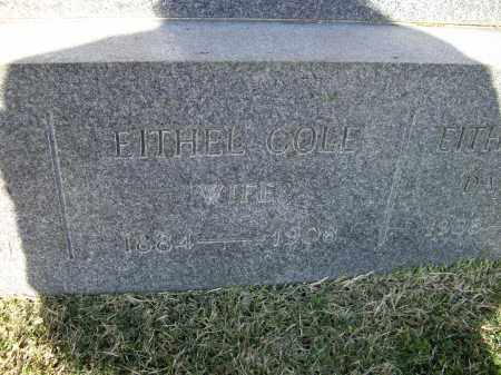 HALEY, EITHEL G. - Lawrence County, Arkansas | EITHEL G. HALEY - Arkansas Gravestone Photos