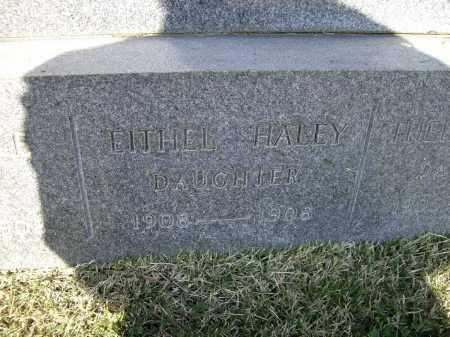 HALEY, EITHEL - Lawrence County, Arkansas | EITHEL HALEY - Arkansas Gravestone Photos