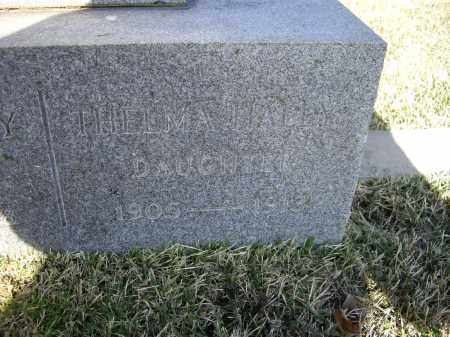 HALEY, THELMA - Lawrence County, Arkansas | THELMA HALEY - Arkansas Gravestone Photos