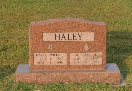 HALEY, WILLIAM HAROLD - Lawrence County, Arkansas | WILLIAM HAROLD HALEY - Arkansas Gravestone Photos