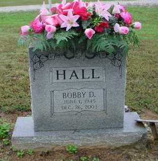 "HALL, BOBBY D. ""SMILEY"" - Lawrence County, Arkansas 