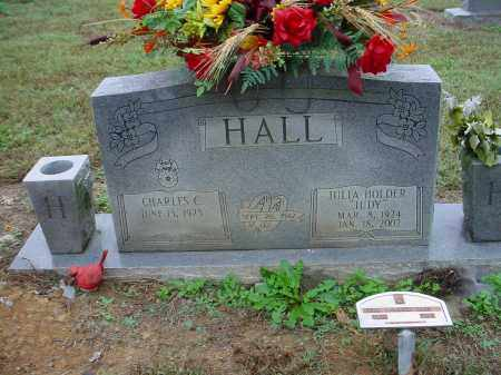 "HOLDER HALL, JULIA ""JUDY"" - Lawrence County, Arkansas 