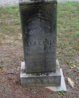 MCAROY HALL, ELLA E. - Lawrence County, Arkansas | ELLA E. MCAROY HALL - Arkansas Gravestone Photos