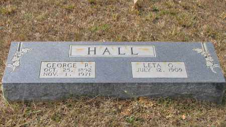 HALL, GEORGE R. - Lawrence County, Arkansas | GEORGE R. HALL - Arkansas Gravestone Photos