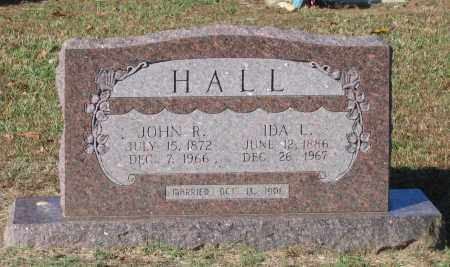 CLINTON HALL, IDA LEE - Lawrence County, Arkansas | IDA LEE CLINTON HALL - Arkansas Gravestone Photos