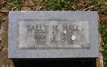 HALL, SALLY M. - Lawrence County, Arkansas | SALLY M. HALL - Arkansas Gravestone Photos