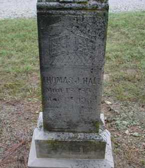 HALL, SR., THOMAS J. - Lawrence County, Arkansas | THOMAS J. HALL, SR. - Arkansas Gravestone Photos