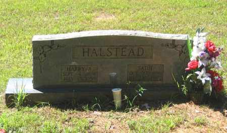 "HALSTEAD, HARVEY ALEXANDER ""HARRY"" - Lawrence County, Arkansas 