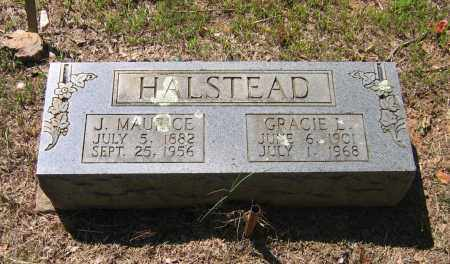 HALSTEAD, JAMES MAURICE - Lawrence County, Arkansas | JAMES MAURICE HALSTEAD - Arkansas Gravestone Photos