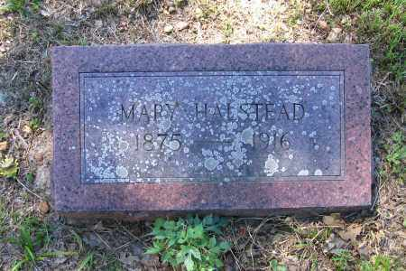LAWRENCE, MARY J. RAGSDALE HALSTEAD - Lawrence County, Arkansas | MARY J. RAGSDALE HALSTEAD LAWRENCE - Arkansas Gravestone Photos