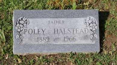 "HALSTEAD, NAPOLEON ""POLEY"" - Lawrence County, Arkansas 