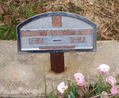 HAMON, KATHY - Lawrence County, Arkansas   KATHY HAMON - Arkansas Gravestone Photos