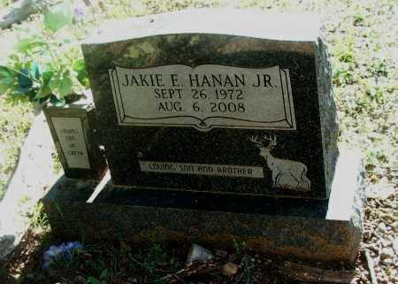 HANAN, JR., JAKIE EARL - Lawrence County, Arkansas   JAKIE EARL HANAN, JR. - Arkansas Gravestone Photos
