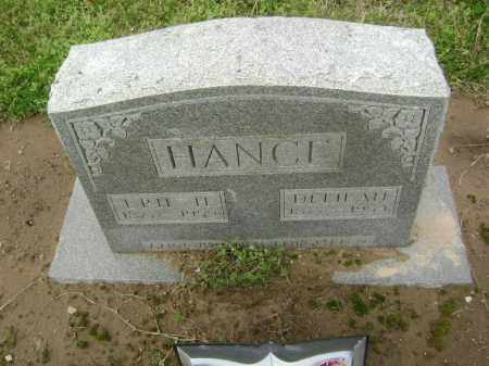 "HANCE, EPHRIAM H. ""EPH"" - Lawrence County, Arkansas 
