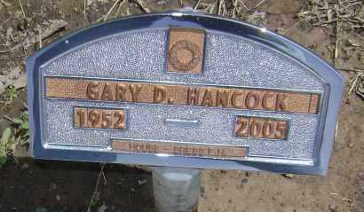 HANCOCK, GARY D. - Lawrence County, Arkansas | GARY D. HANCOCK - Arkansas Gravestone Photos