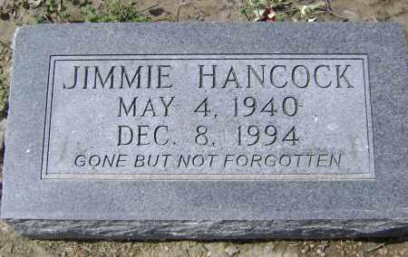 "HANCOCK, JAMES RANDALL ""JIMMIE"" - Lawrence County, Arkansas | JAMES RANDALL ""JIMMIE"" HANCOCK - Arkansas Gravestone Photos"