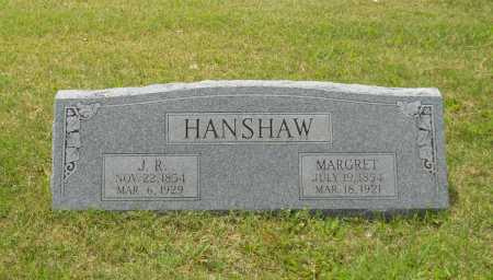 HANSHAW, MARGARET J. - Lawrence County, Arkansas | MARGARET J. HANSHAW - Arkansas Gravestone Photos