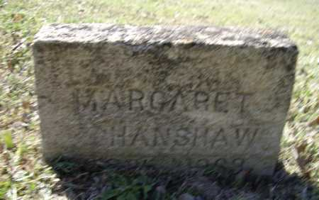 HELMS HANSHAW, MARGARET L. - Lawrence County, Arkansas | MARGARET L. HELMS HANSHAW - Arkansas Gravestone Photos