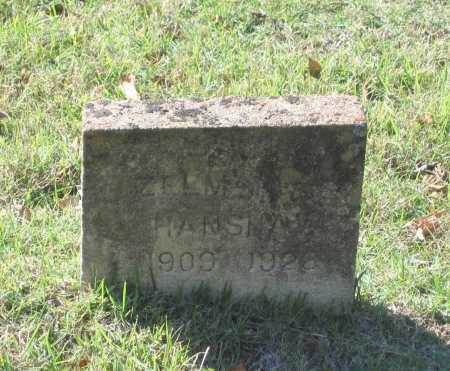 HANSHAW, ZELMA - Lawrence County, Arkansas | ZELMA HANSHAW - Arkansas Gravestone Photos