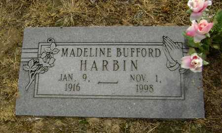 HARBIN, MADELINE - Lawrence County, Arkansas | MADELINE HARBIN - Arkansas Gravestone Photos