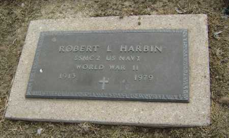 HARBIN (VETERAN WWII), ROBERT LEE - Lawrence County, Arkansas | ROBERT LEE HARBIN (VETERAN WWII) - Arkansas Gravestone Photos