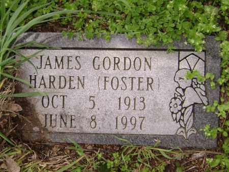 HARDEN, JAMES GORDON HARDEN - Lawrence County, Arkansas | JAMES GORDON HARDEN HARDEN - Arkansas Gravestone Photos